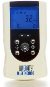 InTENSity Select Combo Digital 2 Channel Electrotherapy (IFC + EMS + TENS + MC) Device + TENS Supplies