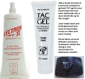 TAC Gel 50 Gram Tube, Lectron II Conductive Gel 60. 90, 250 ML Tube